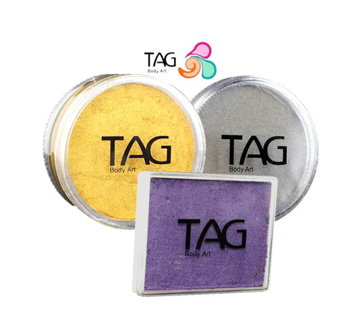 TAG Body Art Face Paint Bundle | Choose 3 or More Pearl Cakes and Save - Jest Paint Store