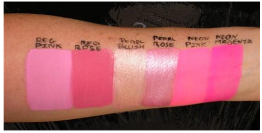 TAG Face Paint - Pearl Blush 90gr