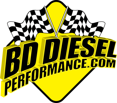 BD Diesel 64.5mm Compressor 70mm Turbine Screamer Turbo Kit - 07.5-12 Dodge 6.7L Cummins