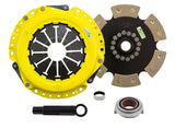 ACT 2002 Acura RSX HD/Race Rigid 6 Pad Clutch Kit