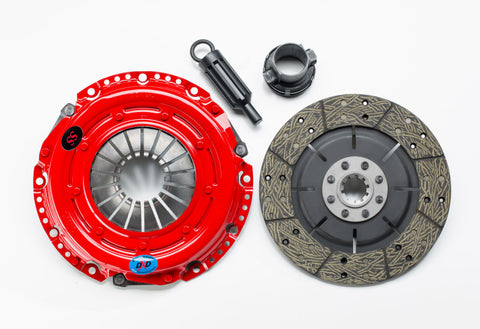 South Bend / DXD Racing Clutch 01-05 BMW M3 E46 3.2L Stg 3 Daily Clutch Kit w/ Single Mass Flywheel