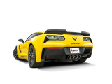 Akrapovic 14-17 Chevrolet Corvette Z06 (C7) Evolution Line Cat Back (Titanium) w/ Carbon Tips