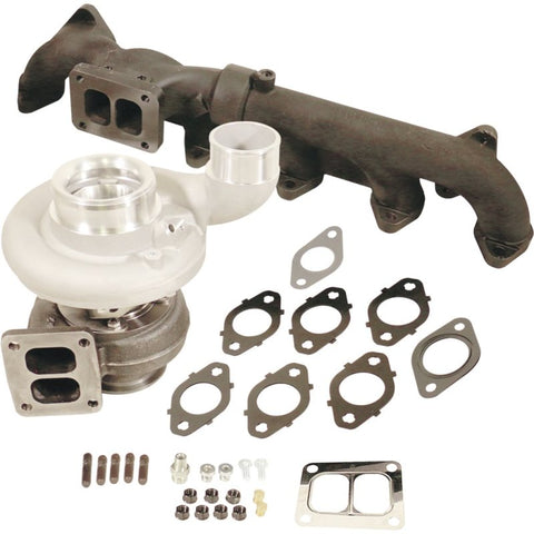 BD Diesel Iron Horn 6.7L Turbo Kit S364SXE/80 0.91AR Dodge 2007.5-2018