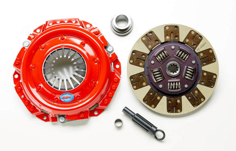 South Bend / DXD Racing Clutch 13-16 Ford Focus ST 2.0T Stg 3 Endur Clutch Kit (w/FW)