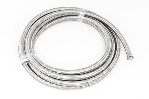 DeatschWerks 10AN SS Double Braided PTFE Hose 20 Feet