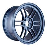 Enkei RPF1 18x9.5 5x114.3 38mm Offset 73mm Bore Matte Blue Wheel