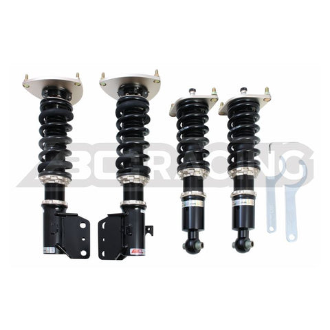 BC Racing- BR Series Coilover Subaru WRX STI 2015-2020