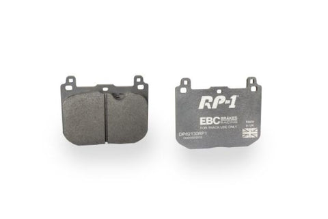 EBC Racing 09-12 Nissan 370Z RP-1 Race Rear Brake Pads