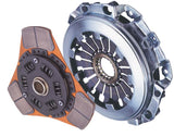 Exedy 2002-2006 Acura RSX Base L4 Stage 2 Cerametallic Clutch Thick Disc Incl. HF02 Lightweight FW