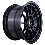 Enkei NT03+M 18x9.5 5x114.3 40mm Offset 72.6mm Bore Black Wheel G35/350Z *MOQ 40 Wheels*