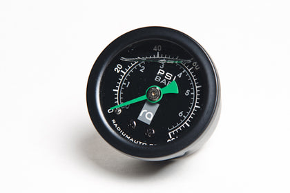 Radium Engineering 0-100 PSI Fuel Pressure Gauge