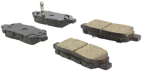 StopTech Street Touring 6/02-08 350z / 01-08 G35 Rear Brake Pads