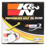 K&N 03-07 Mitsubishi Lancer Wrench-Off Oil Filer