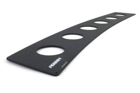 Perrin 2015+ Subaru WRX/STI Wrinkle Black Rear Window Vent