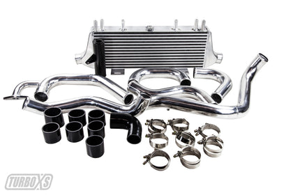 Turbo XS 06-07 WRX/STi Front Mount Intercooler *Use Factory BOV/BOV NOT INCLUDED*