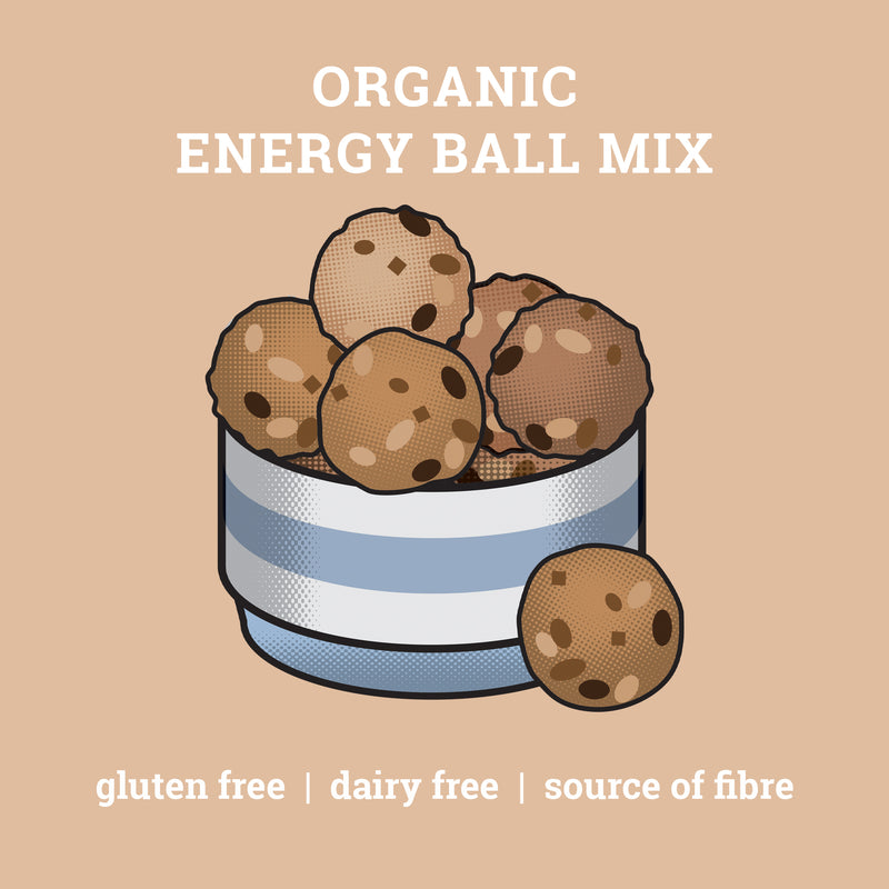Organic Energy Ball Mix