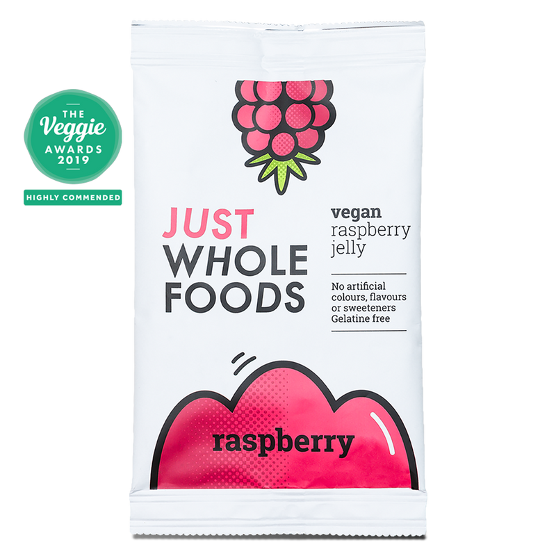 Vegan Raspberry Jelly