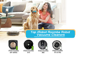 Top iRobot Roomba Robot Vacuums Cleaners