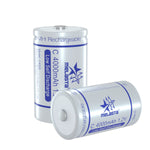 size C LSD NIMH Rechargeable battery 1.2V 4000mAh Low Self Discharge