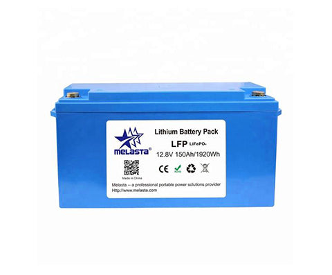 AGM battery case 12v 150ah rechargeable lifepo4 battery