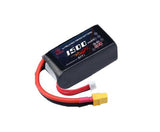 2 pack 14.8V 1500mAh lipo battery with XT60 for RC Drone