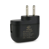 2pcs US To EU Euro Europe Travel Power Plug Adapter Charger