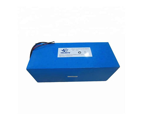 48V 24ah LiFePO4 Battery Pack with PCM for E-bike