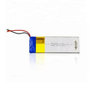 PCM 3.7V 5200mAh Li-Po lithium polymer battery pack