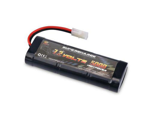 7.2V 5000mAh Ni-MH Battery with TA for RC Cars