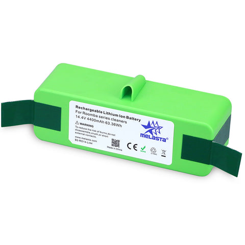 replacement battery for irobot roomba