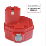 14.4V 3Ah NI-MH Replacement Battery for Makita