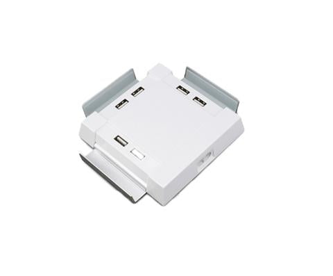 6 Port USB  Charger Desktop Charging Station for Phone