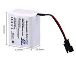 7.2V 2000mAh NiMH Radio Battery Pack for Tivoli PAL/iPAL Radio
