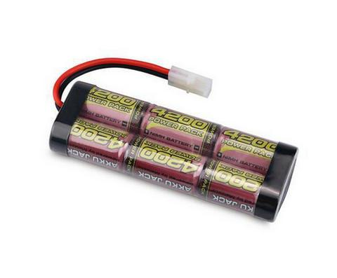 7.2V 4200mAh NIMH Battery  for RC Racing Cars