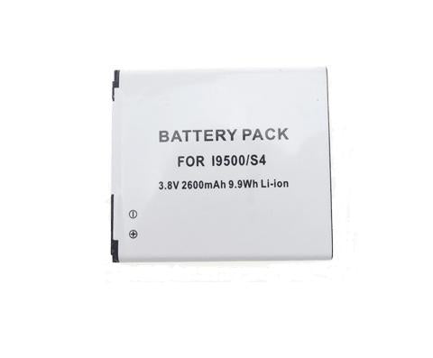 3.8V 2600mAh Li-ion Battery for Samsung Galaxy S4 i9500