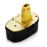 18V 1500mAh NICD Replacement Battery for Dewalt
