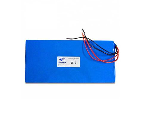 24V 10Ah Lipo  LiFePO4 Battery Pack with  PCM
