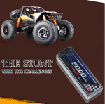 5000mAh 7.4V LiPo Battery for RC Cars  with XT plug