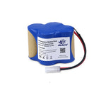 4.8v 3500mAh NiMh Battery for Euro-Pro shark