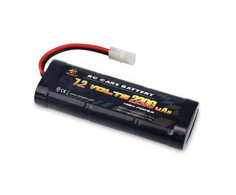 7.2V 2200mAh NiMH  RC Battery for RC car truck boat