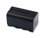 7.2V 3300mAh  Camera Battery For Sony  NP-FV100