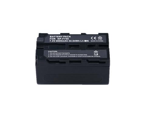 7.2V 4600mAh Power Camera Battery For Sony NP-F550