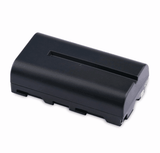 7.2v 2400mAh Liion battery for for Sony NP-F330, NP-F530
