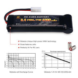 8.4V 4200mAh NiMH Battery for  Cars RC Toys