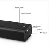 Power Bank External Battery Pack for GoPro Hero3