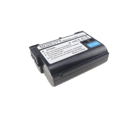 7.4V EN-EL15 1600mAh lithium-ion Battery for Nikon
