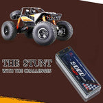 7.4V 5000mAh Lipo Battery for RC Car with DT plug