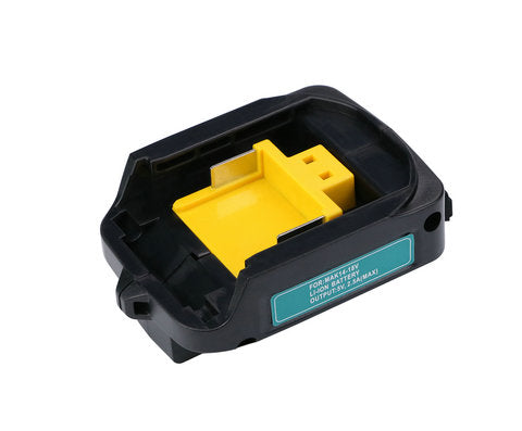 14.4V 18V lithium battery for makita with USB adapter