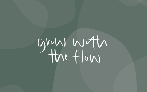grow with the flow desktop wallpaper