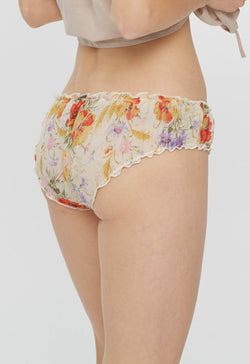 Signature Bloomer in Sand Tuscan Floral